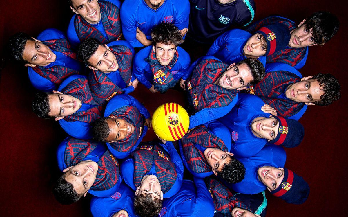 Bones festes des del Barça B!