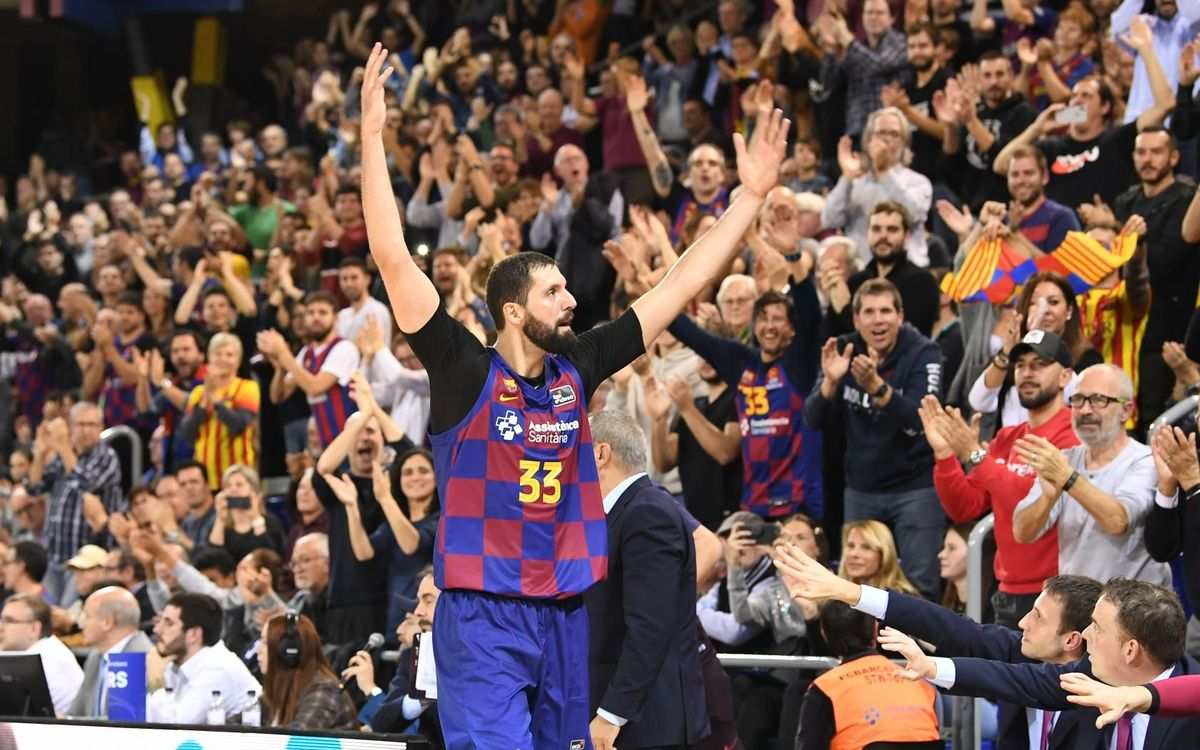 Barça 83-63 Real Madrid: A classic victory!