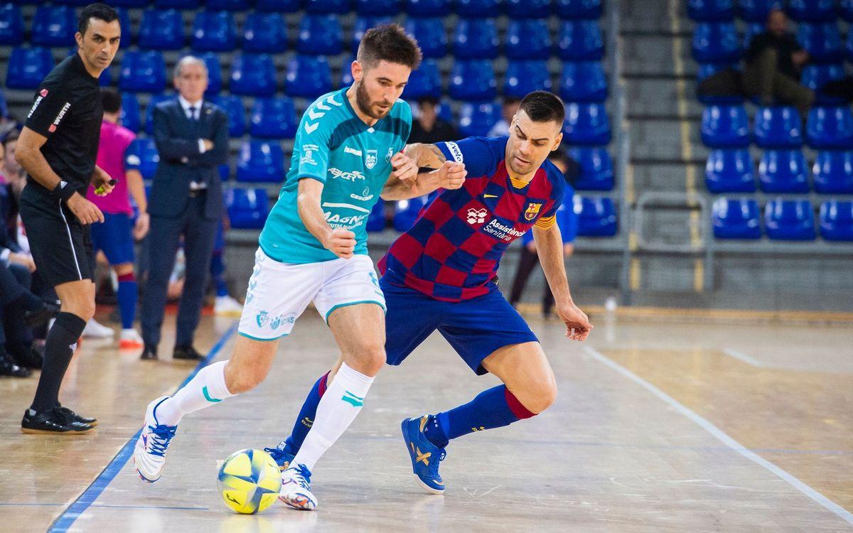 Osasuna Magna, el rival en los cuartos de la Copa de España