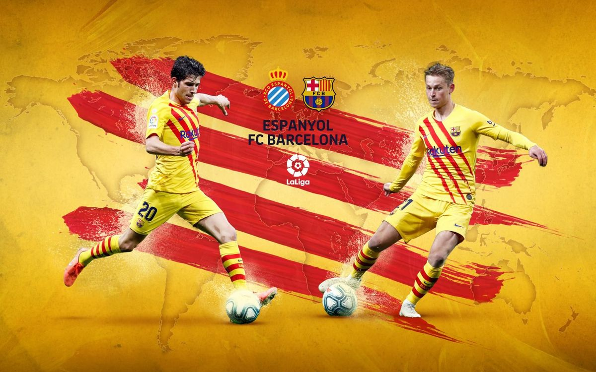 When and where to watch Espanyol v FC Barcelona