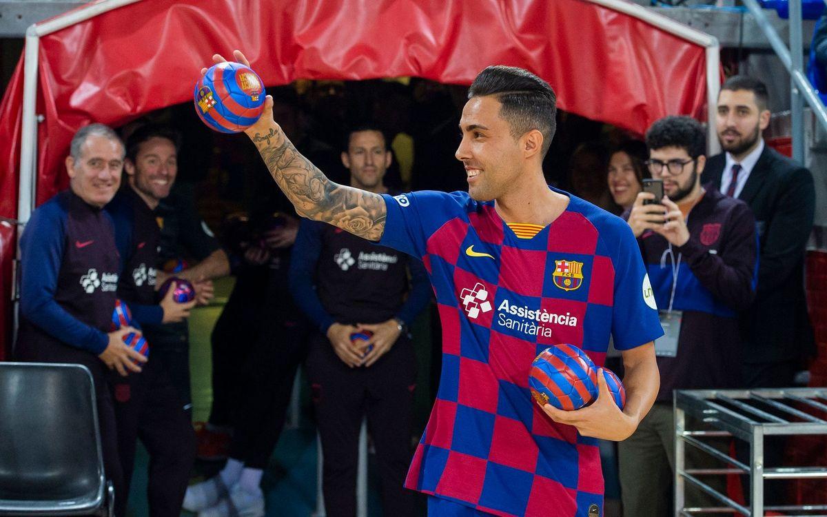 Aicardo vuelve contra Jimbee Cartagena