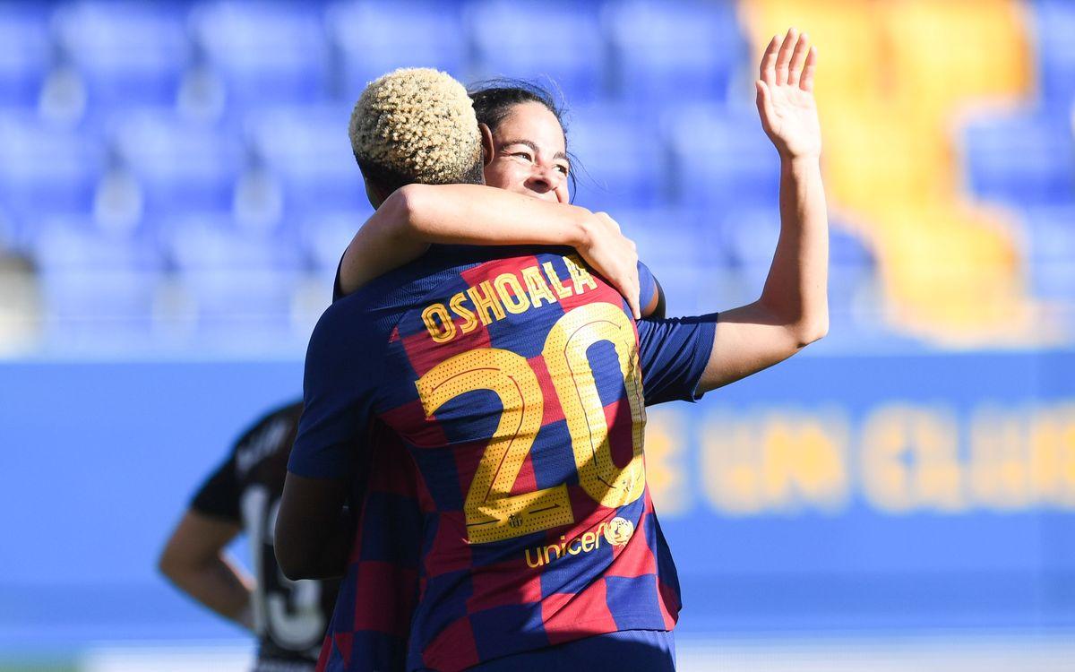 Athletic Club – FC Barcelona Femení (prèvia): Jornada màgica a San Mamés
