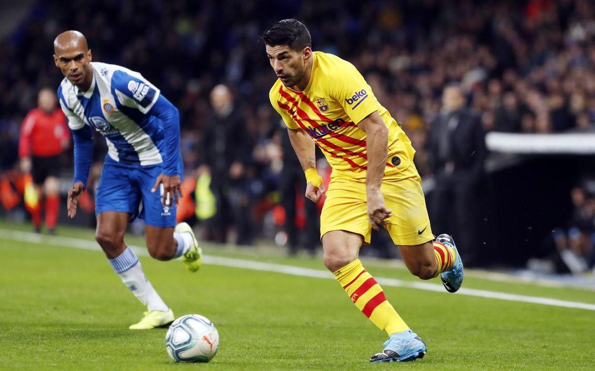 Espanyol - Barça: Un derbi per seguir sumant (2-2)