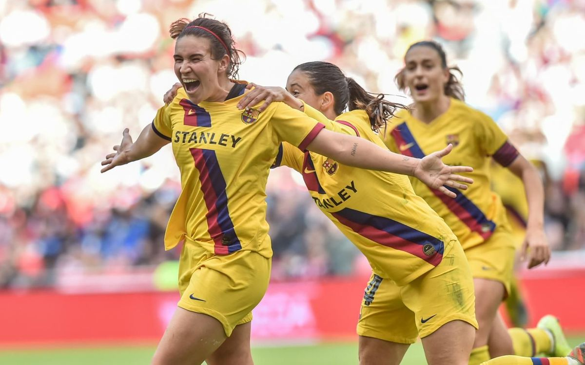 Athletic Club - Barça Femenino: Un regalo de reyes inmejorable (0-3)