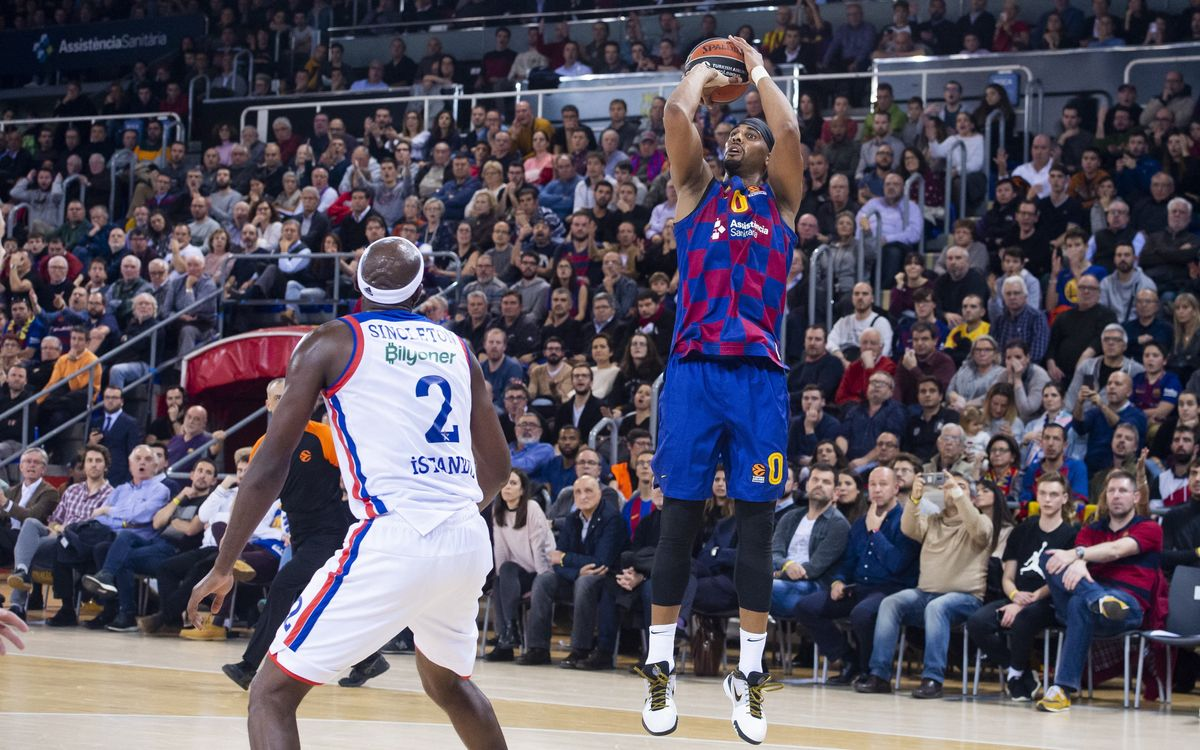 Barça 82–86 Anadolu Efes: No luck in an open game