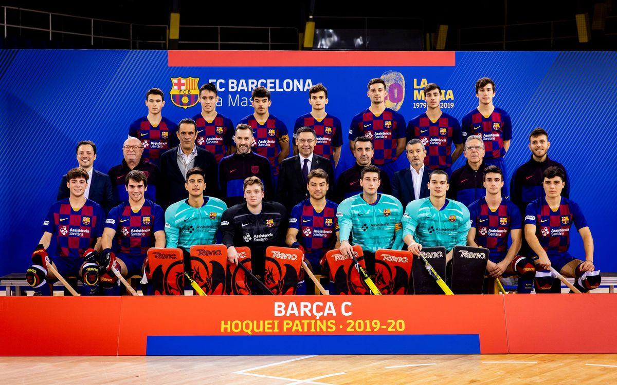 El Barça C a la Copa Generalitat