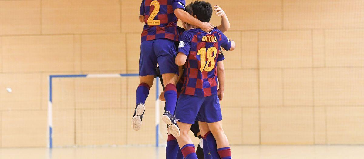 Barça B – El Pozo Ciudad de Múrcia (2-3): Derrota injusta, en el duel de filials