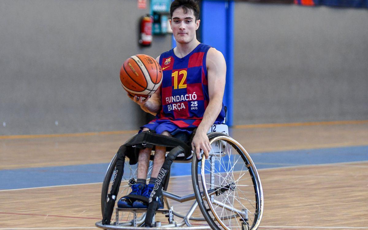 Biel Carbó y Oriol Claret, campeones de España con la selección catalana