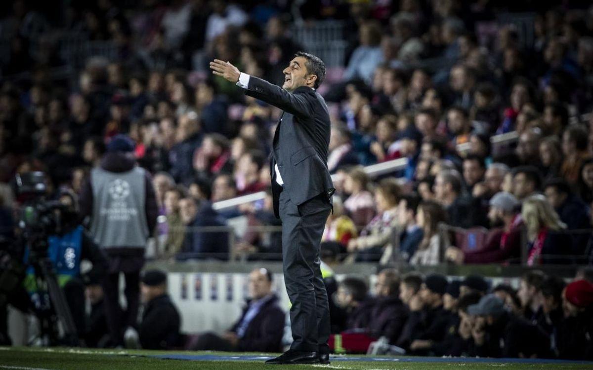 Acord per a la rescissió del contracte d'Ernesto Valverde
