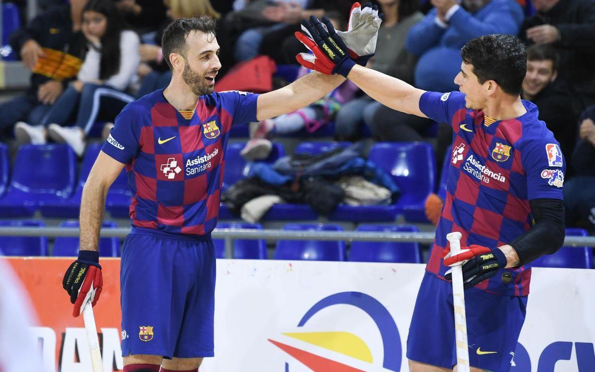 El Barça – Deportivo Liceo ya tiene confirmada la nueva fecha y hora