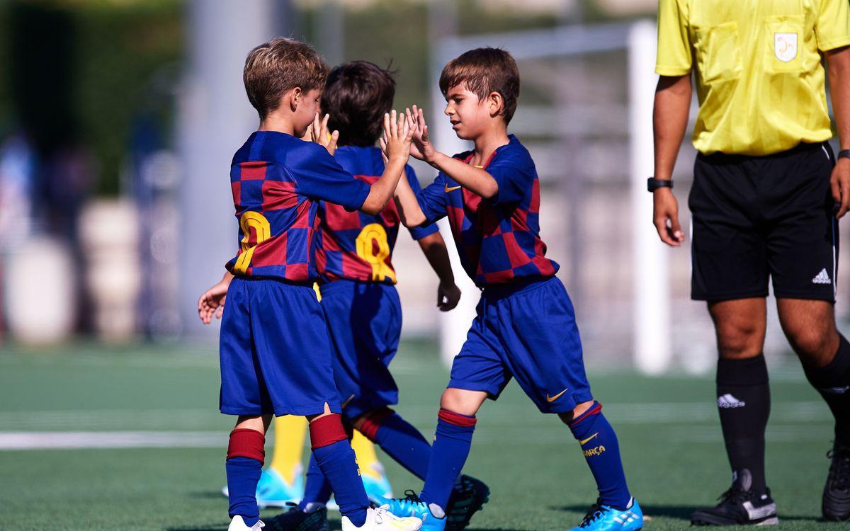 La Barça Academy CDMX abre sus puertas en el histórico Reforma Athletic Club