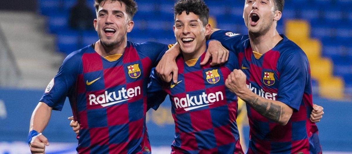 FC Barcelona B 2–1 CF Badalona: Play-off comeback