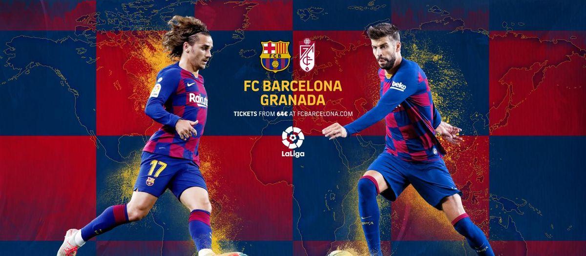 Cuándo y dónde ver el FC Barcelona - Granada