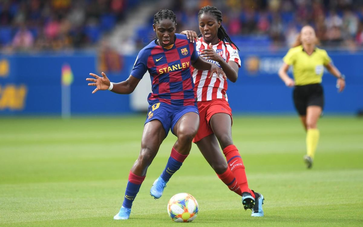 El Atlético de Madrid, rival del Barça en la Supercopa femenina