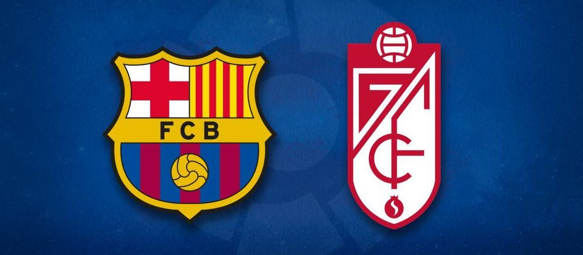FC Barcelona lineup for Granada game