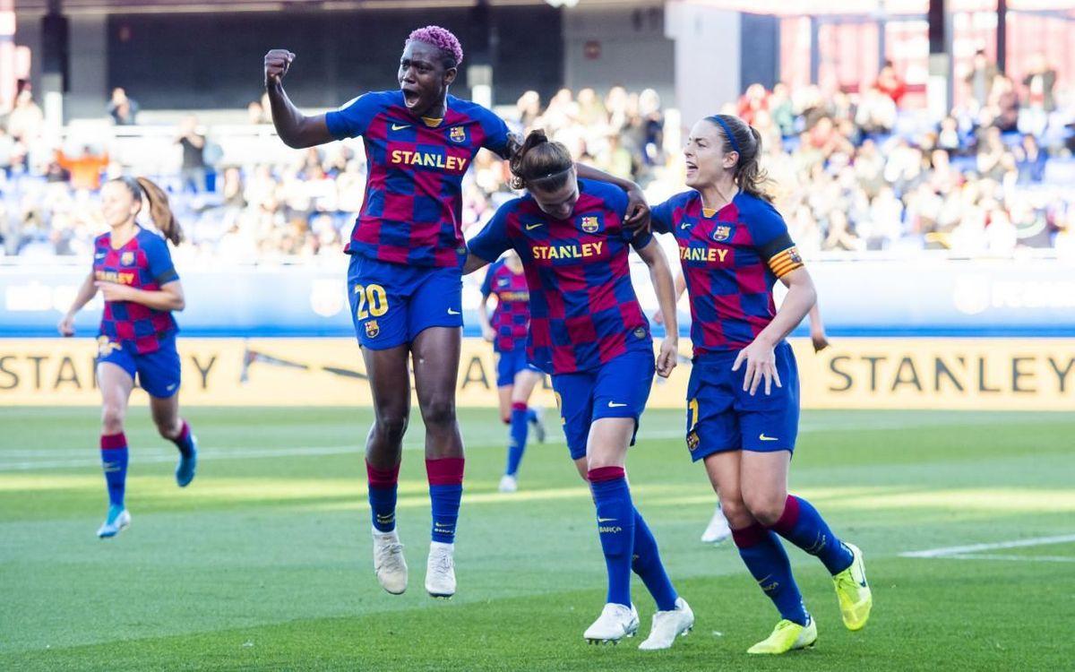 Barça-Rayo: El balón parado encarrila el partido (3-1)