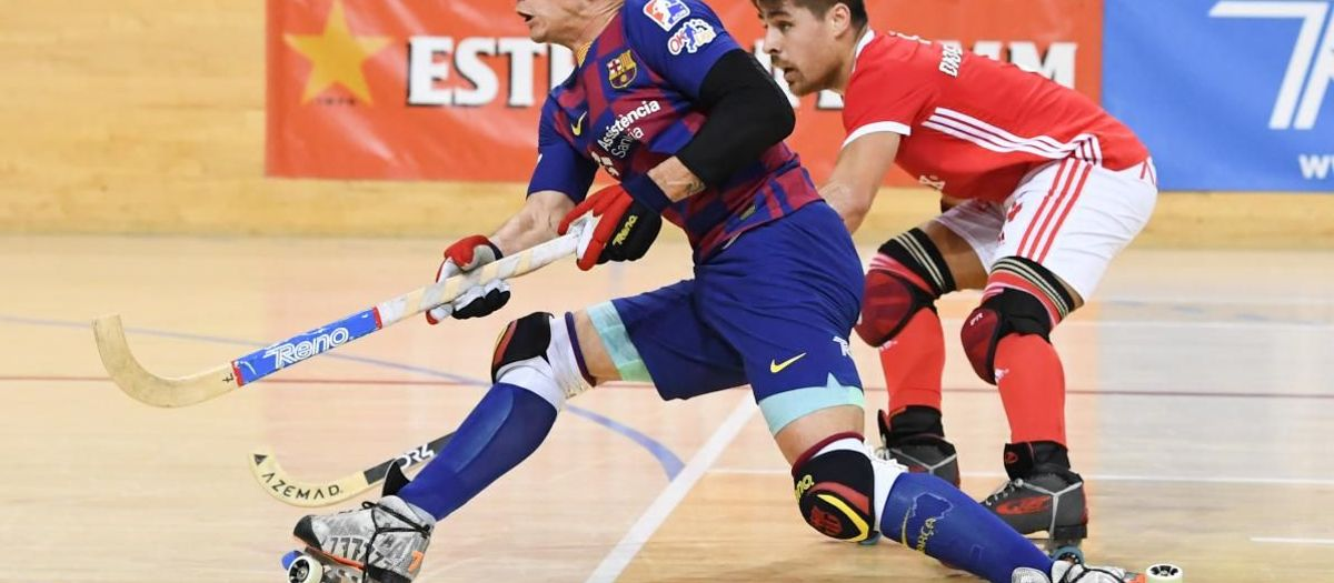 Barça 5-5 Benfica: Dismay in the final seconds