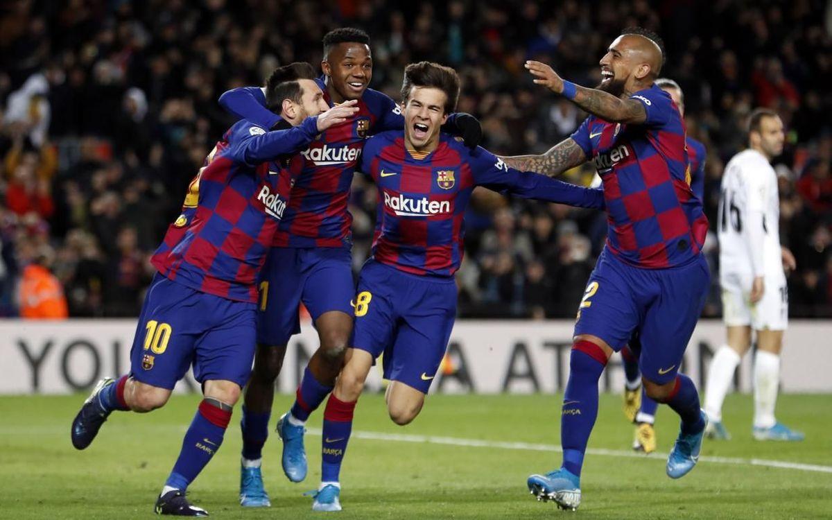 Barça - Granada: Un estreno ilusionante (1-0)