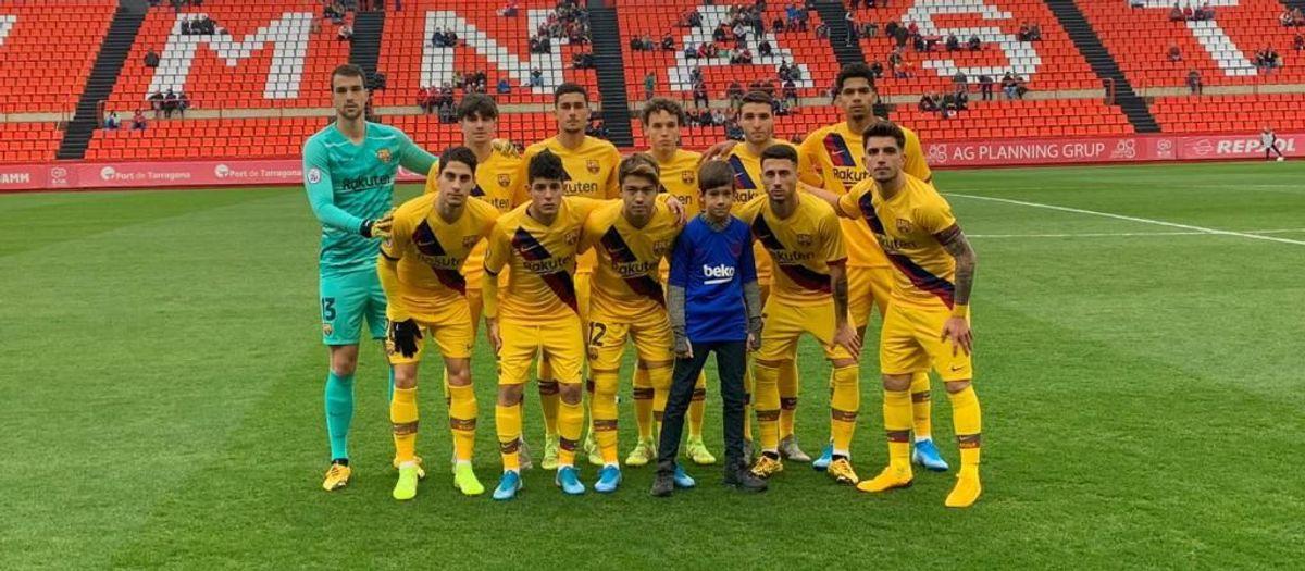 Gimàstic Tarragona 1-0 Barça B: Slim defeat on the road