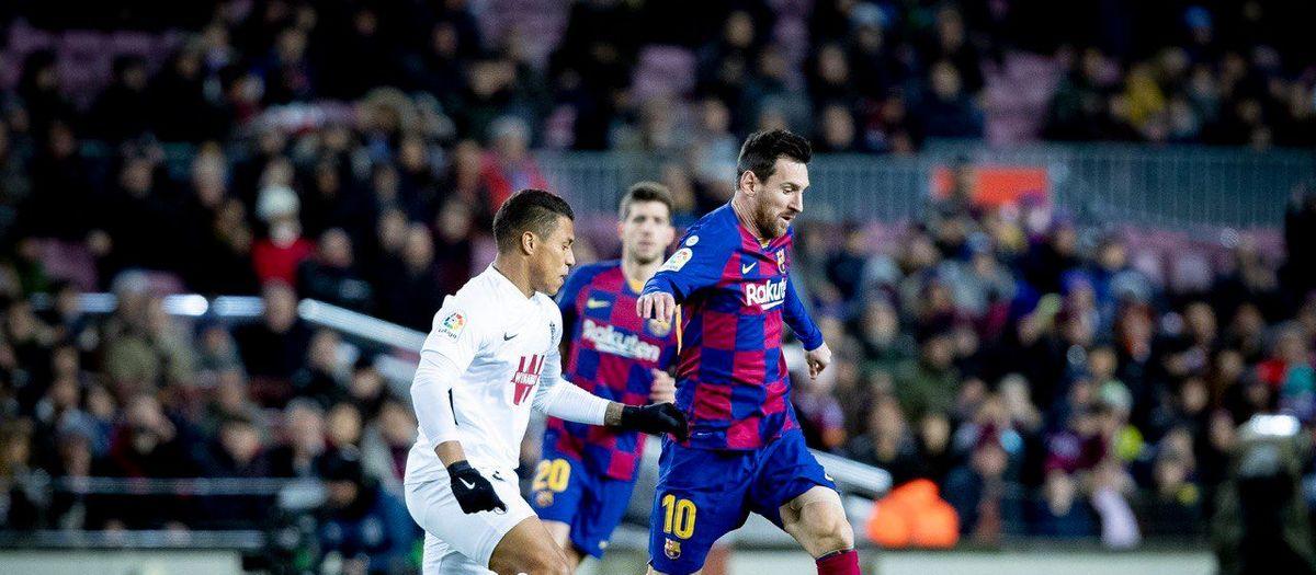 Messi granada