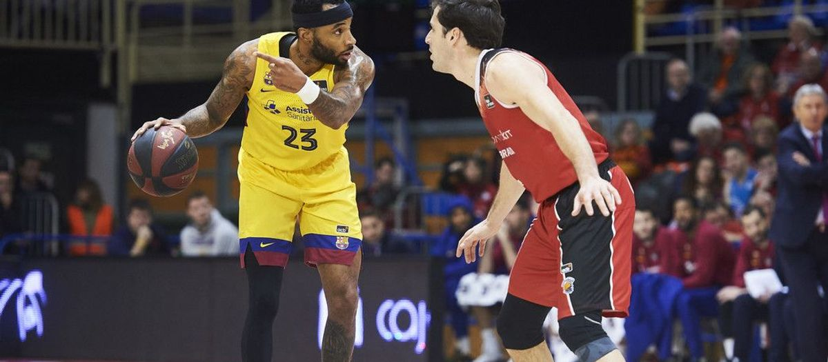Fuenlabrada 90 - 94 Barça: Latest win to round off the week