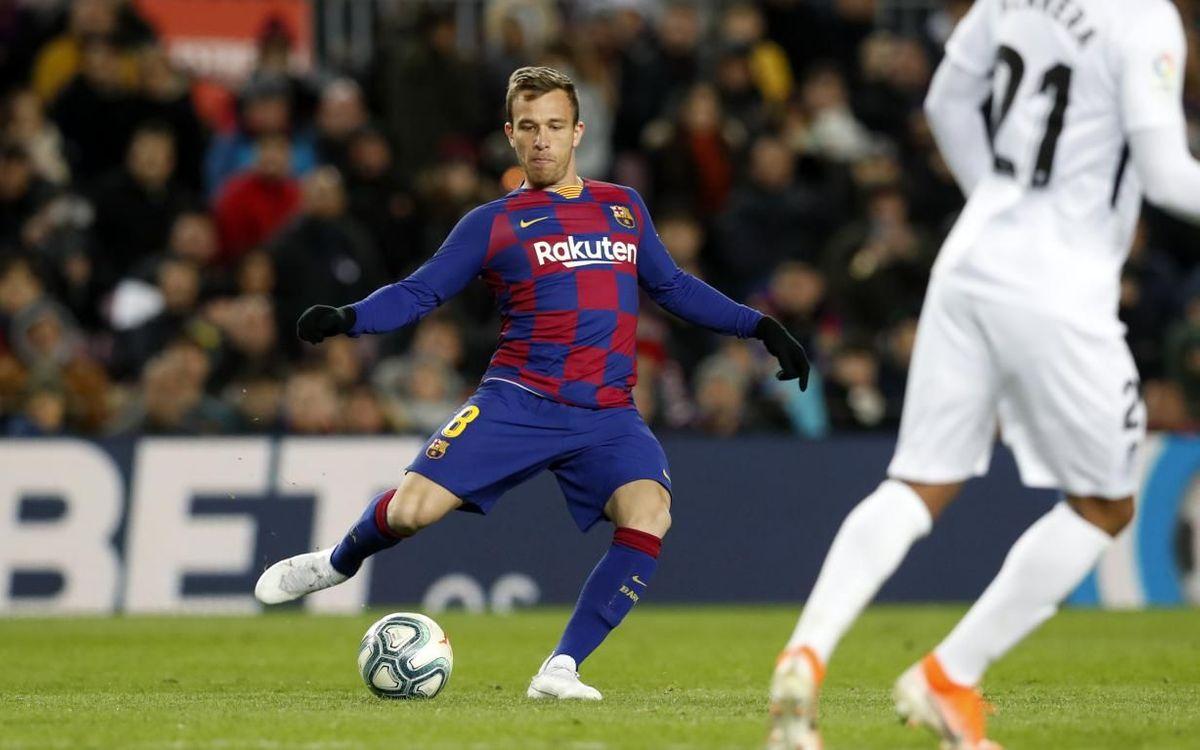 Confirmado el horario del Barça-Eibar