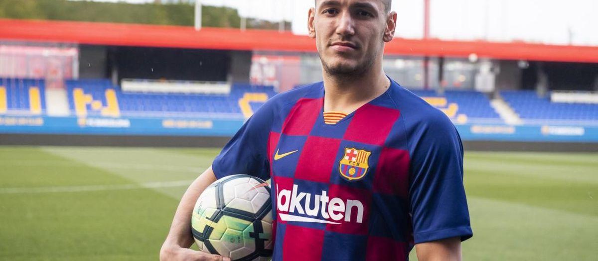 Rei Manaj s'incorpora al Barça