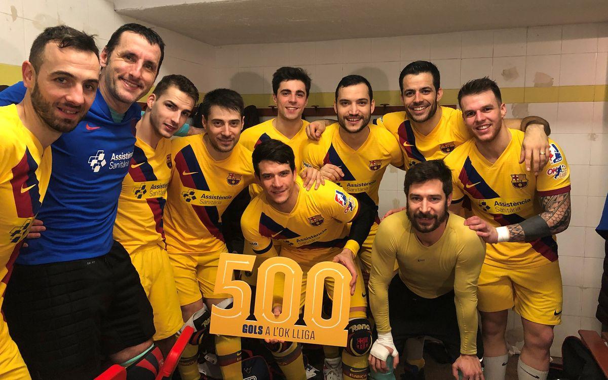 Pablo Álvarez, l'home dels més de 500 gols a l'OK Lliga!