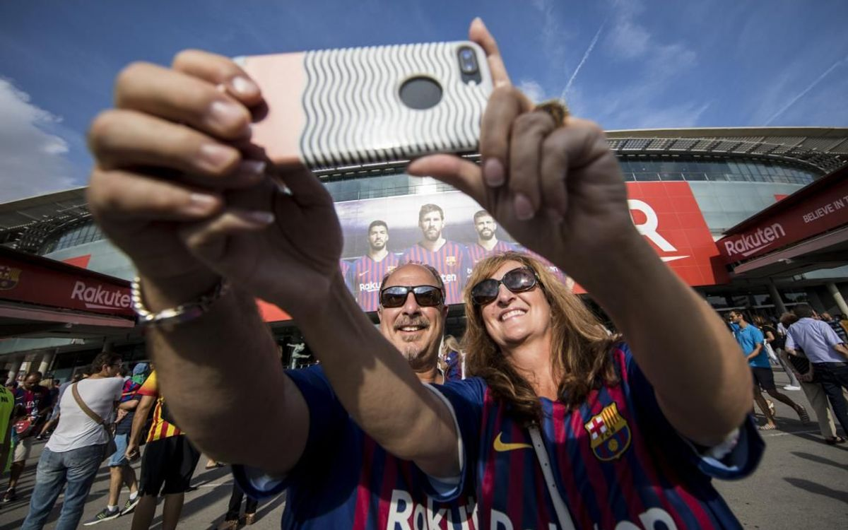 FC Barcelona consolidate their lead on social networks