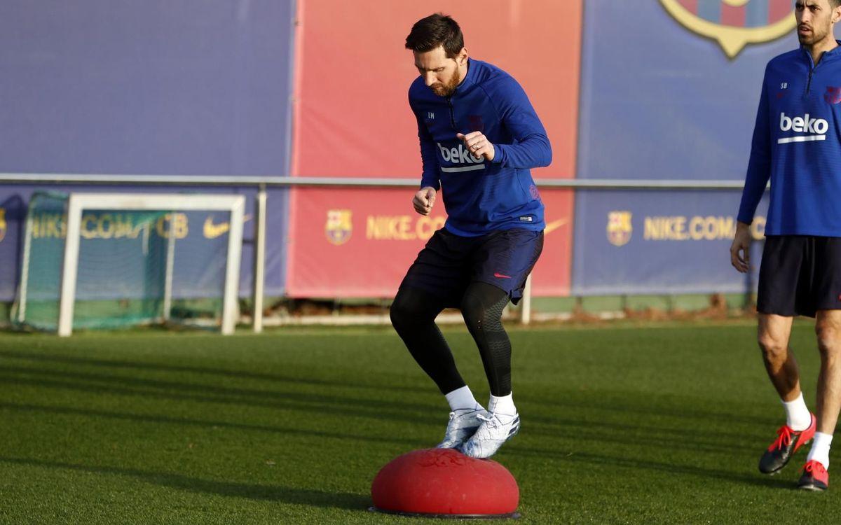 Le groupe du Barça convoqué pour aller défier Valence