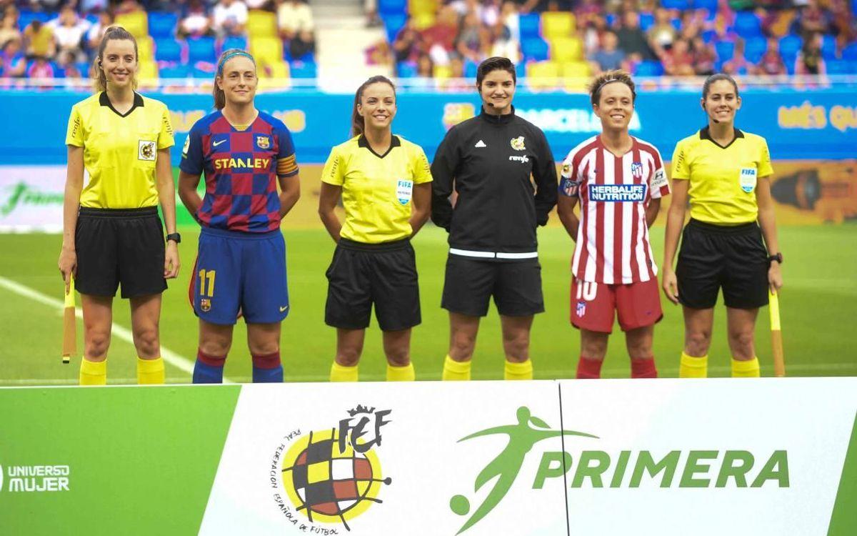 El Club lamenta la no emisión de la vuelta del Clásico femenino