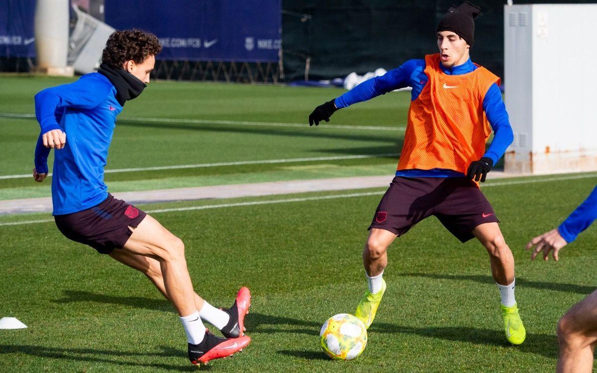 Barça B – Ejea (prèvia): Partit trampa al Johan Cruyff!