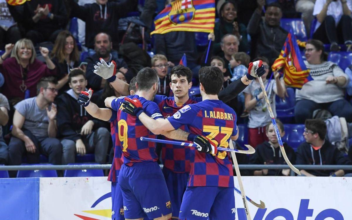Barça – Reus Deportiu: Un Clàssic per fer-se encara més fort al Palau!