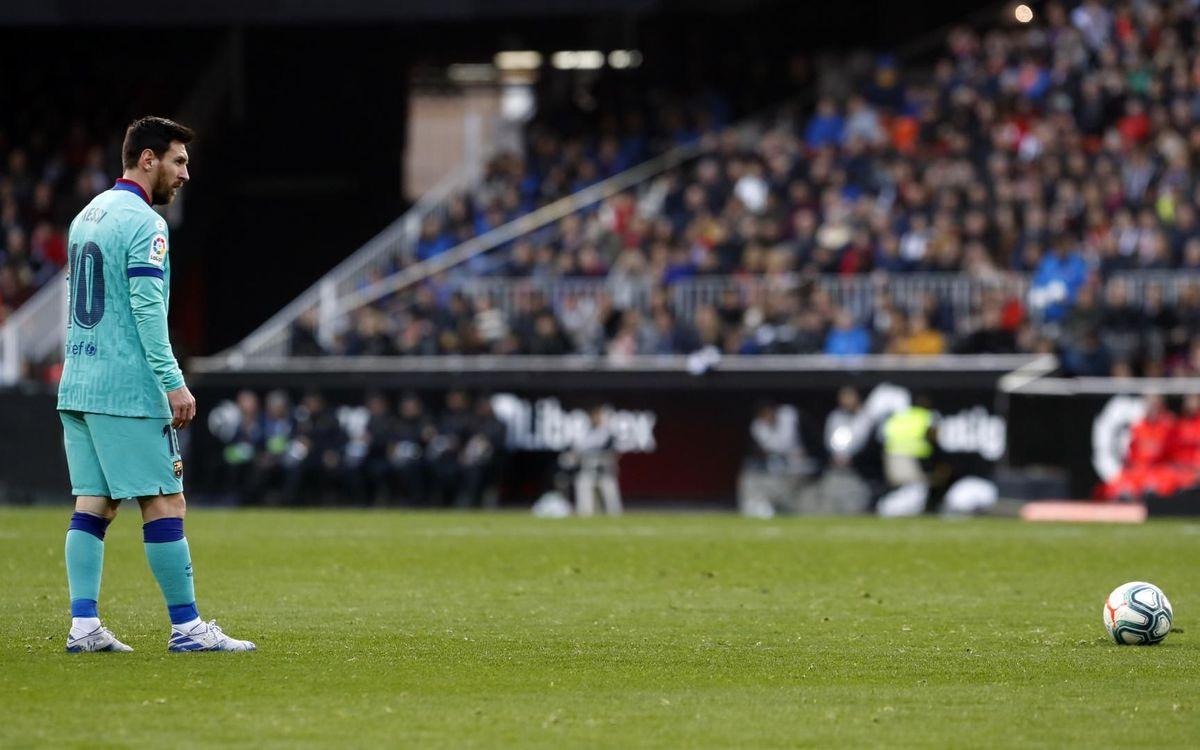 Mestalla: A tough challenge