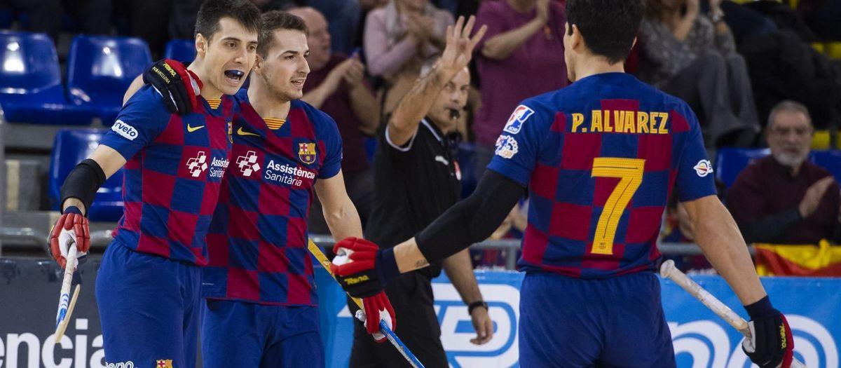 Barça-Reus: Festival de goles azulgrana (7-1)