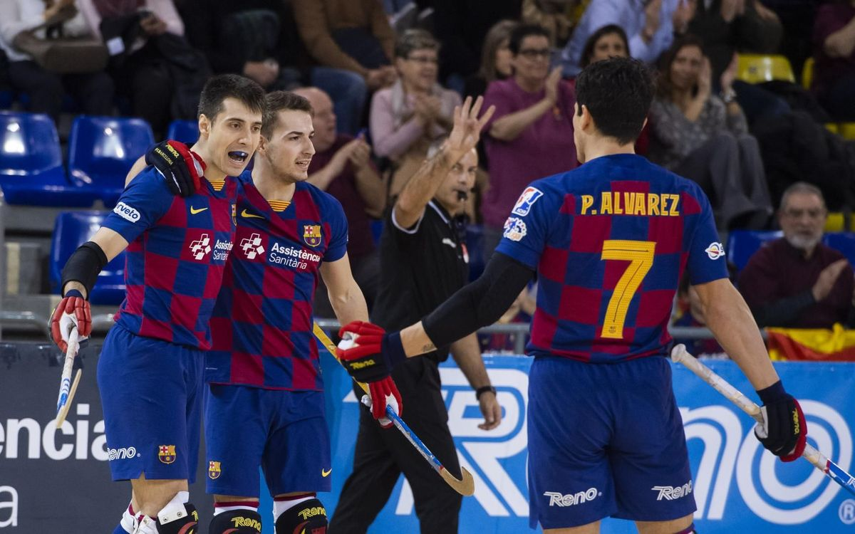 Barça 7-1 Reus: Blaugrana goalfest