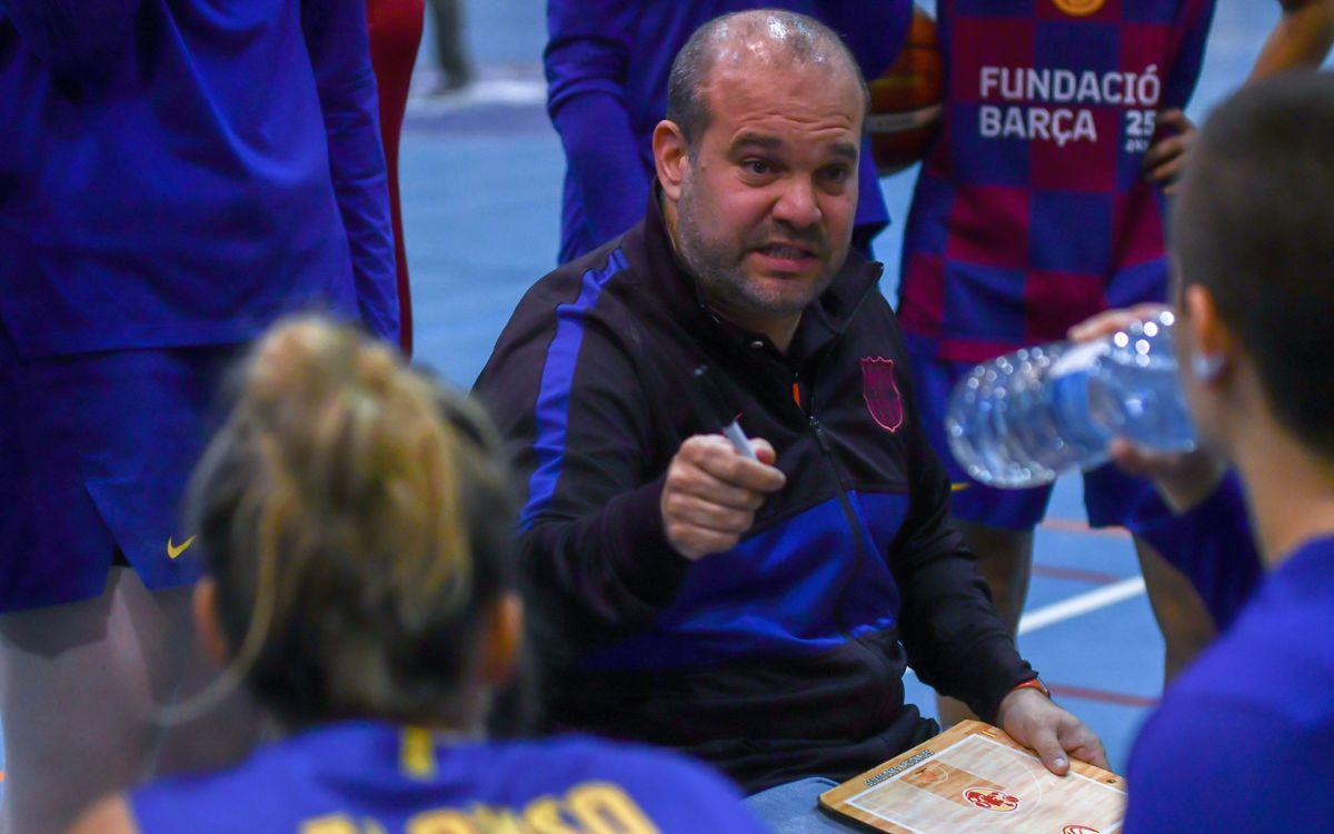 El Barça nota les baixes i cau a Gran Canaria