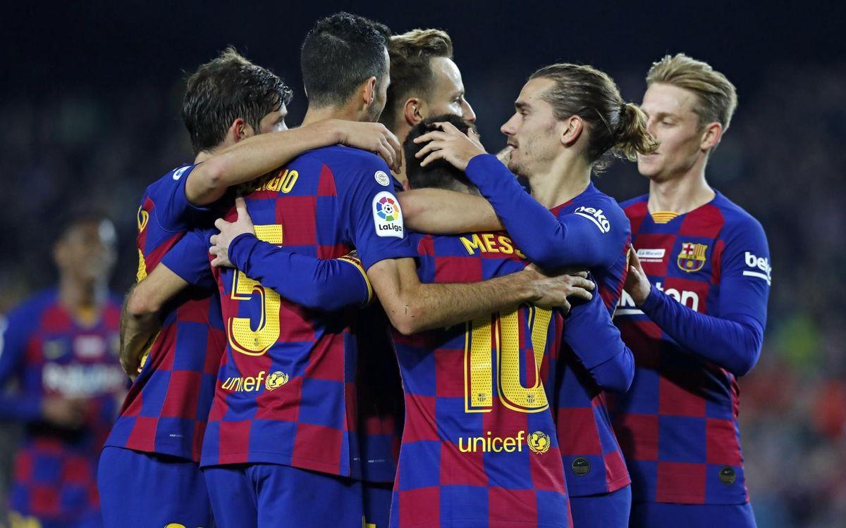 PREVIEW | FC Barcelona v Leganés