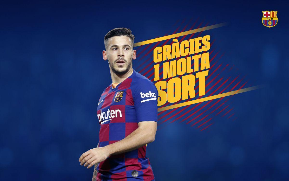 Acord amb l'AS Roma per a la cessió de Carles Pérez