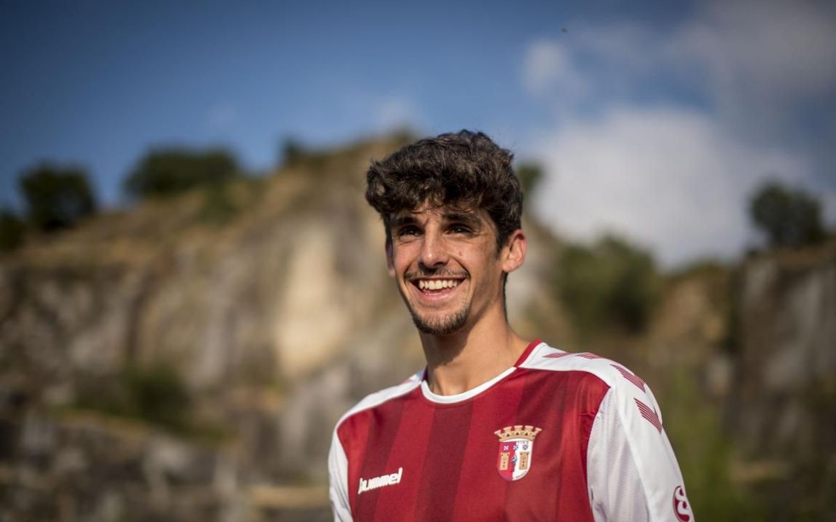 Francisco Trincão: 'I want to learn with Messi'