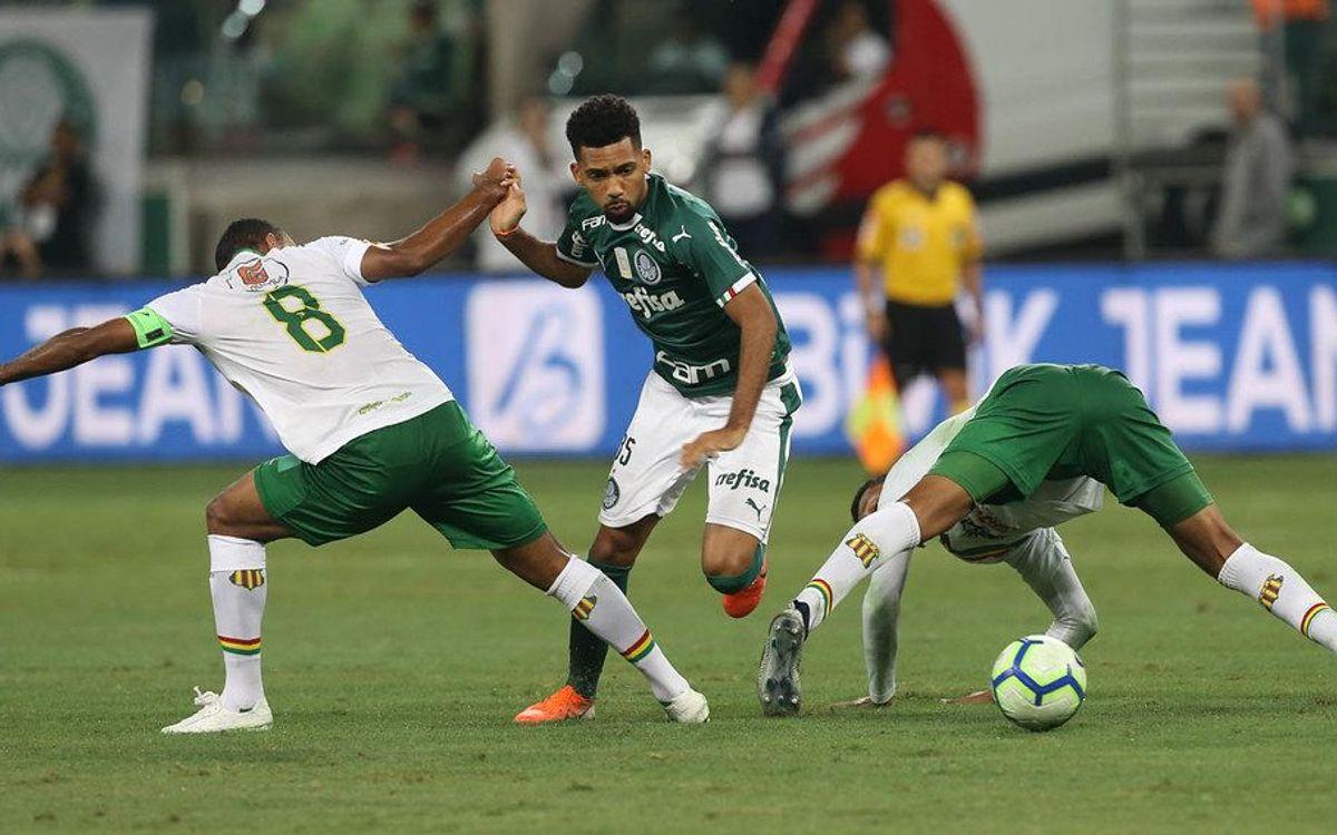 Acuerdo con el Palmeiras para el traspaso de Matheus Fernandes