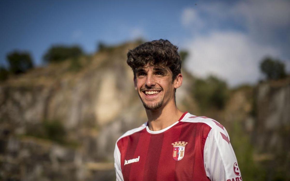 """Trincão: """"J'aiderai le Barça à n'importe quelle position de l'attaque"""""""