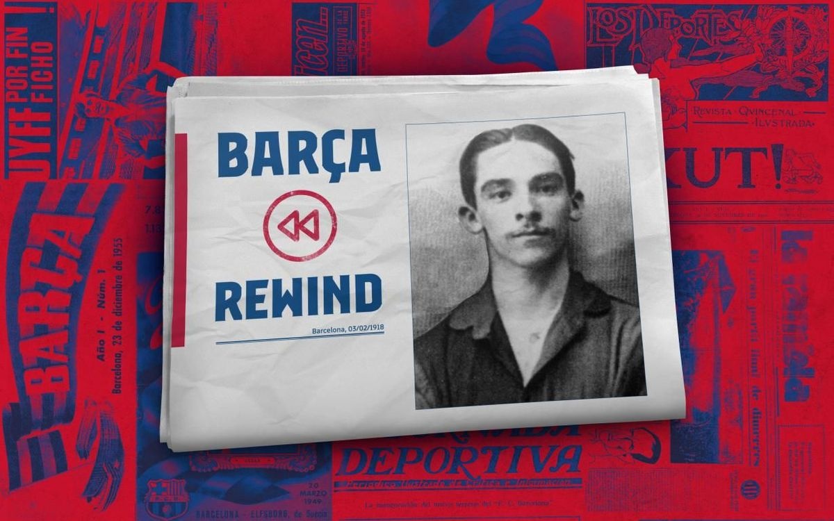 Barça Rewind - 3 February 1918: Pick-your-own ref!