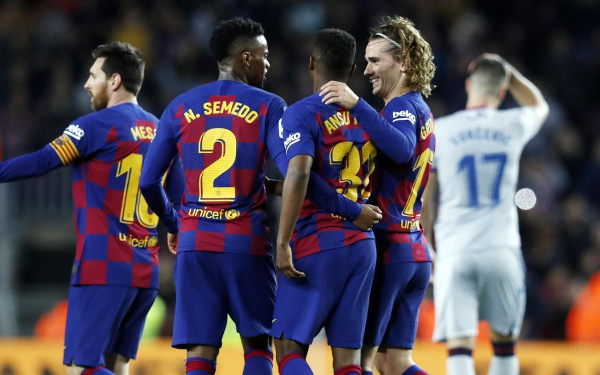 Betis – Barça : Une victoire sinon rien