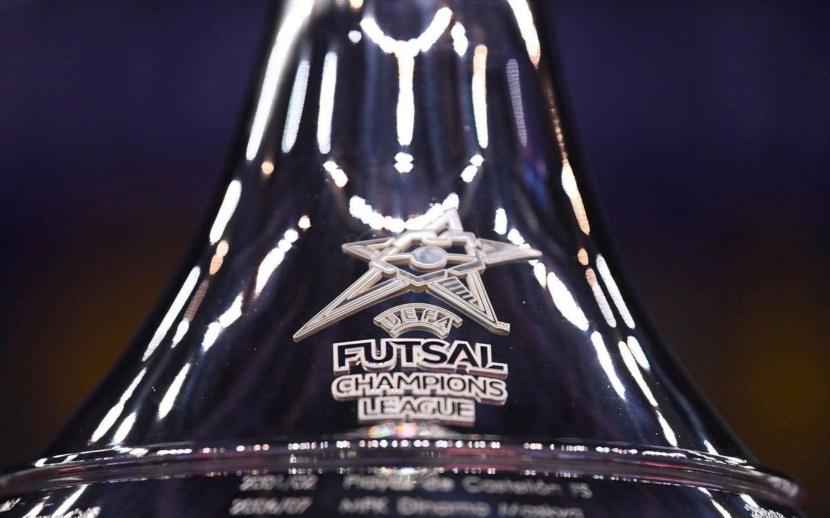 El KPRF ruso, rival en las semifinales de Champions
