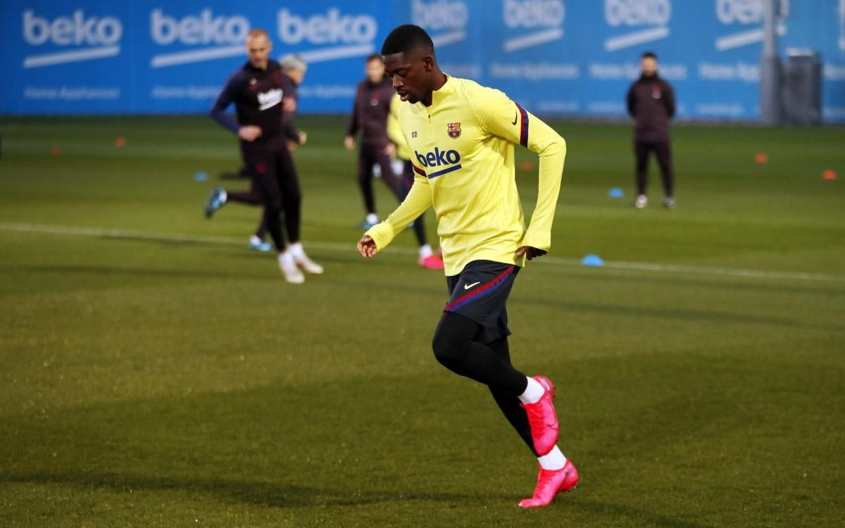 Dembélé to undergo surgery on Tuesday