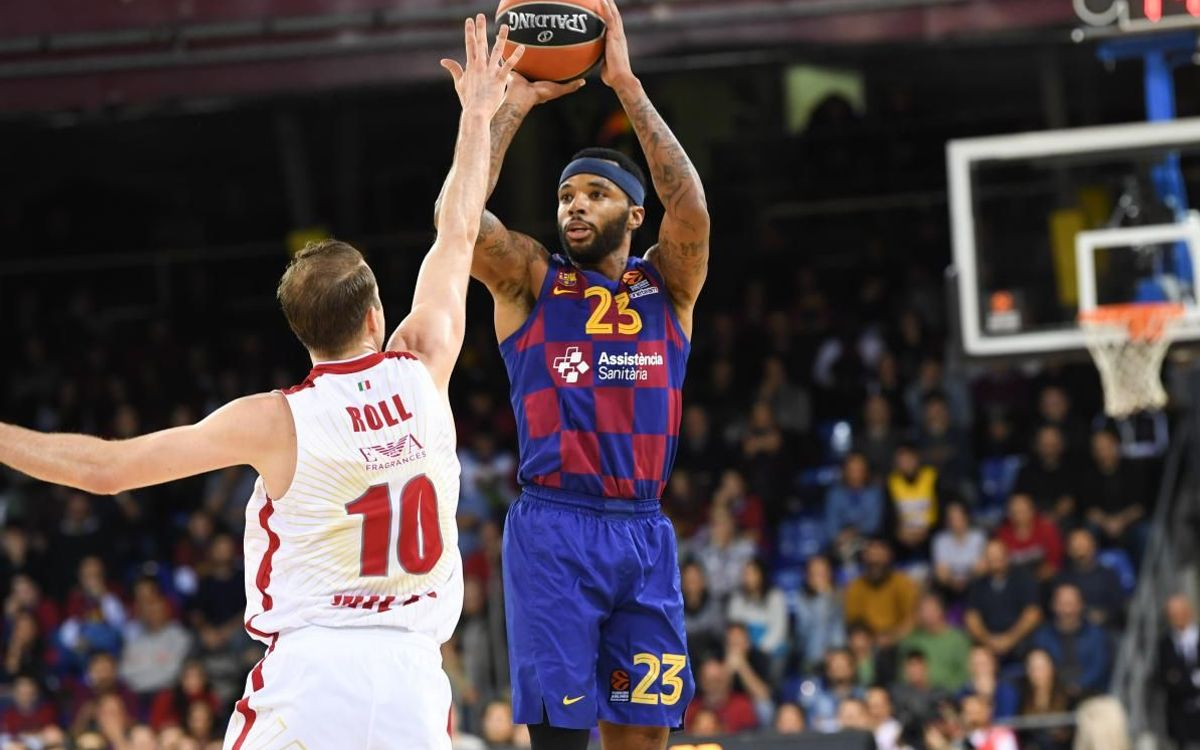 Barça 84-80 Armani Milano: Epic win at the Palau