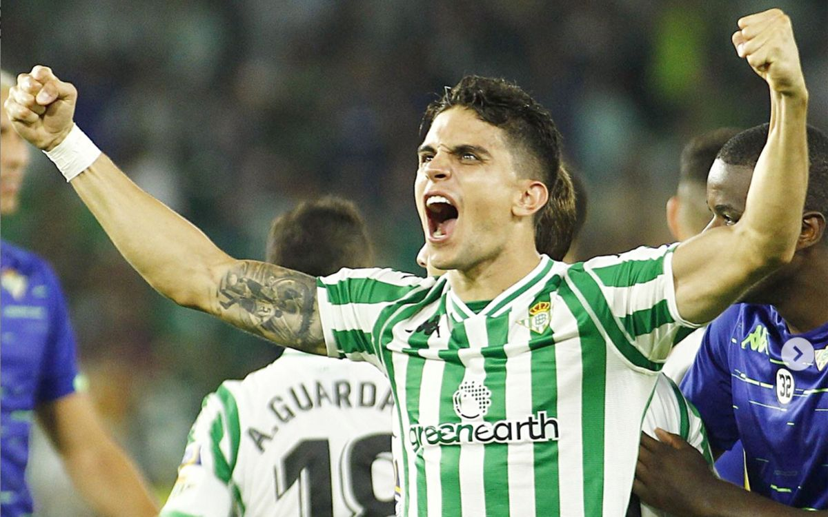 Marc Bartra to have 'eyes wide open' against Barça