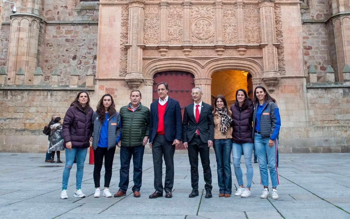 Fútbol y universidad en Salamanca
