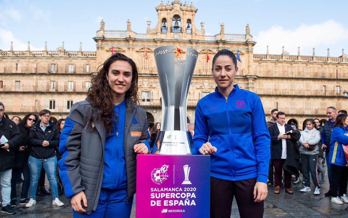 Reial Societat – Barça (prèvia): Es busca supercampió